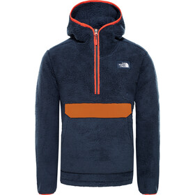 The North Face Campshire Pullover Hoodie Herr urban navy/caramel cafe